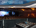 "D A V Productions Front of House Position for Pepsi's ""Big Air"" Event at Mandalay Bay"