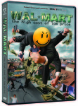 """Wal-Mart: The High Cost of Low Price"" DVD"