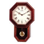 Schoolhouse Pendulum Wall Clock