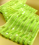 Glitz & Glam Sequin Scarf from Frostedbrownie.com