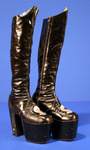 Gene Simmons' pair of boots