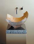 Bronze Chalice Vessel Sink