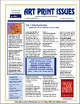 Art Print Issues November Cover