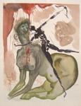 Salvador Dali - Divine Comedy Illustration
