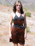 Western Kitty Leopard Dress
