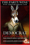 The Party Wine Democrat Cabernet