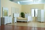 Cottage Platform Bed Set at Wholesale Furniture Brokers