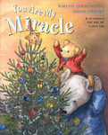 Cover art from Dr. Love's newest release, Christmas book You Are My Miracle