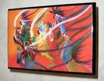 Rainbow Dancer by Bill Rabbit