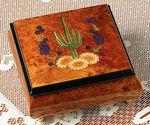 Saguaro Cactus Music Box