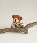 Limited Edition 'Valor' Teddy Bear tWibble