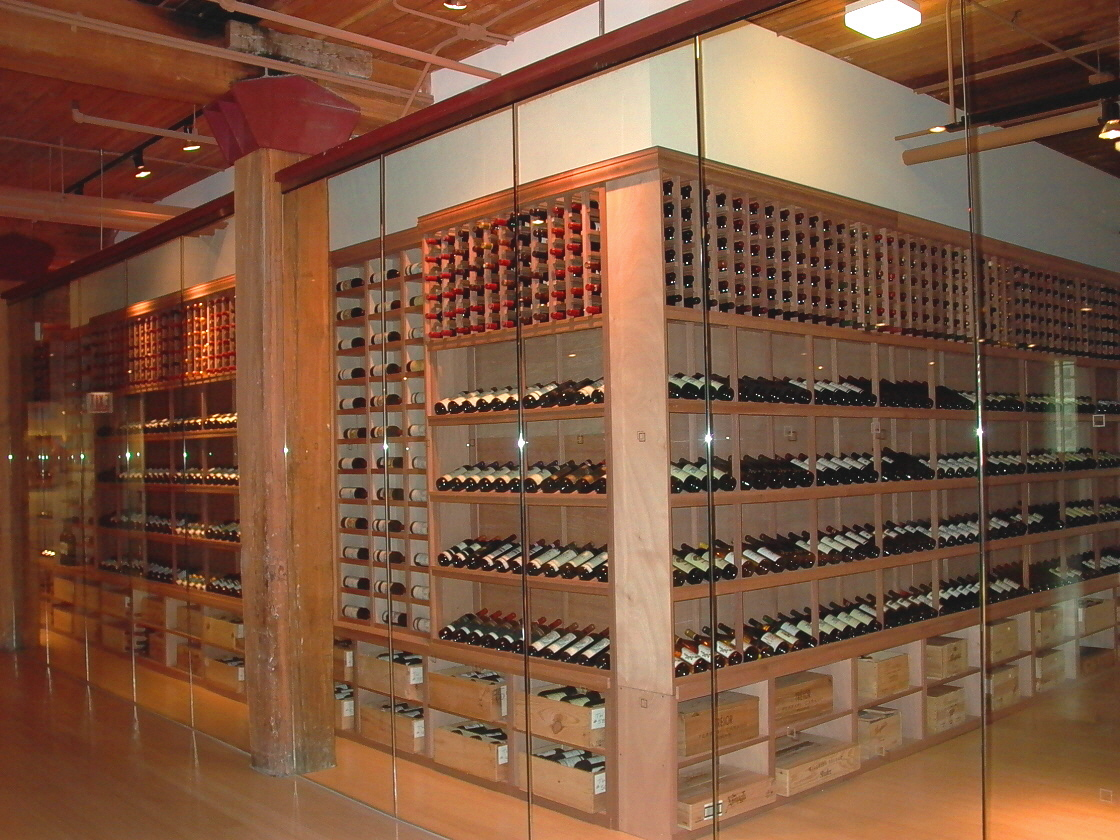Wine Storage And Presentation Needs Of The Hospitality