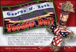 Bush Voodoo Doll