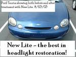 MDWholesale - the Absolute Best in Headlight Restoration!