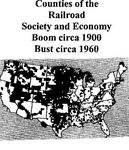 Counties of the Railroad Era