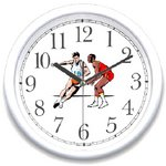 WatchBuddy® Clock - Basketball Players