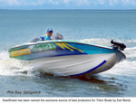KeelShield wrapped Triton TR21X with Pro Ray Sedgwick