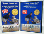 """Easy Does It!"" VHS and DVD"