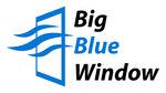 Big Blue Window Logo