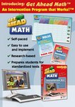 Inroducing Get Ahead Math, An Intervention Program that Works!