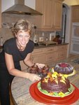 Crowned the Vegan Martha Stewart, Colleen Patrick-Goudreau, revels in Chocolate.