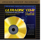 Ultradisc CD-R from Mobile Fidelity Sound Lab