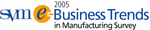 2005 SVM E-Business Trends in Manufacturing