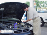 Simply upgrading motor oil can improve fuel economy and reduce maintenance expense.