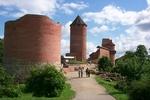 Turaida Castle near Sigulda