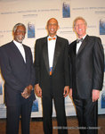 NBA Centers Unite for MLK Memorial