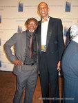 Samuel L. Jackson and Kareem Abdul-Jabbar