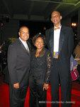 Rod and Linda  Gillum join Kareem Abdul-Jabbar