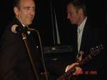 Mick Jones & Gary Stonedge