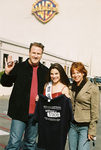 Sarah Kramm, Miss Continental Teen America 2005 and Shane's Inspirations Co-Founders Scott Williams and Catherine Curry Williams