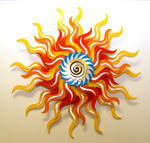 Stainless Sun by Mike Turner