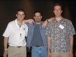 Shawn Collins, Joel Comm and Dan Murray