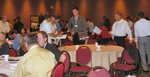 Informal networking at Affiliate Summit 2005
