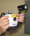 Front View of Wahl Heat Spy® Imager