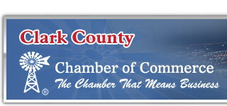 CLARK COUNTY CHAMBER  The Chamber That Means Busines(R)