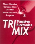Thoriated Tungsten Electrodes Alterative