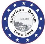 American Dream Town 2006 award stamp