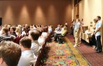 Standing room only at one of many popular Affiliate Summit sessions.