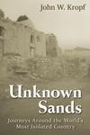 Unknown Sands, Cover