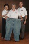 Dr. Catherine Jen, Jason Farlam and Dr. Joseph Artiss