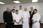 Usa world pastry cup team 2007 announced l academie de for Academie de cuisine