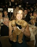 Desperate Housewives' Teri Hatcher Helps Auction Teddy Bears for Children with Special Needs