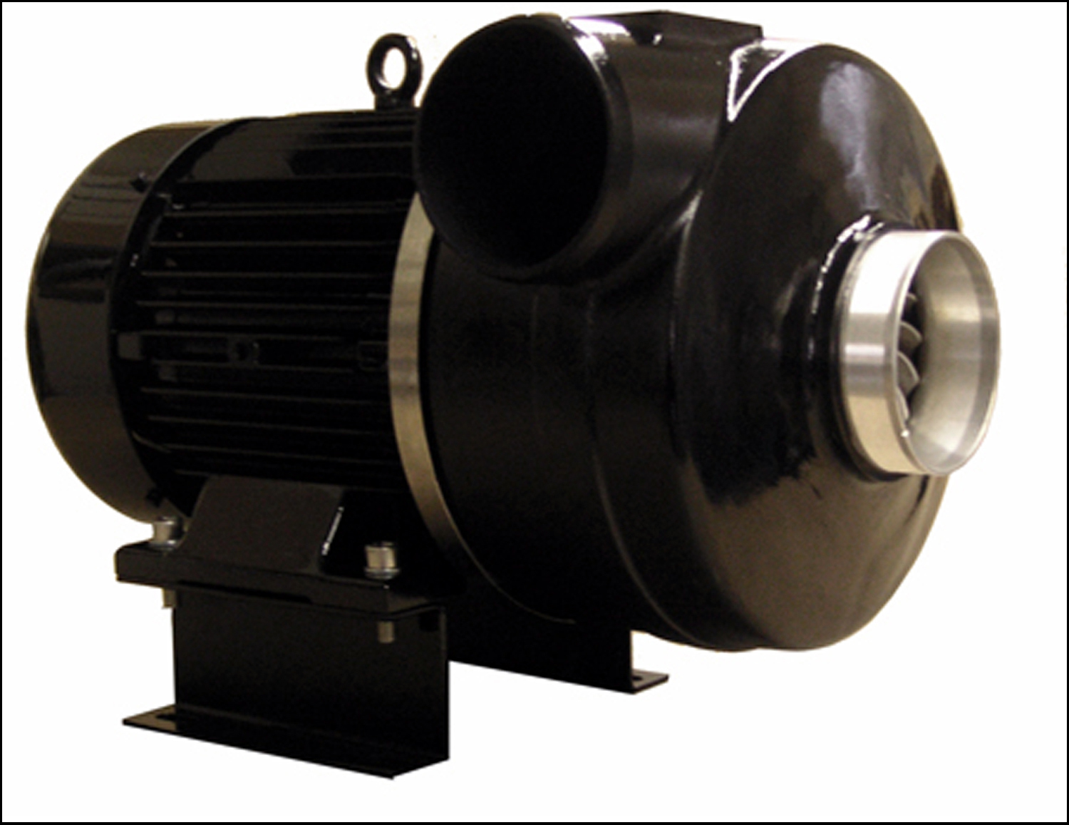 High Speed Blower : Direct drive tm blower and air knife technology improves