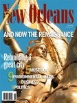 New Orleans Magazine November Issue