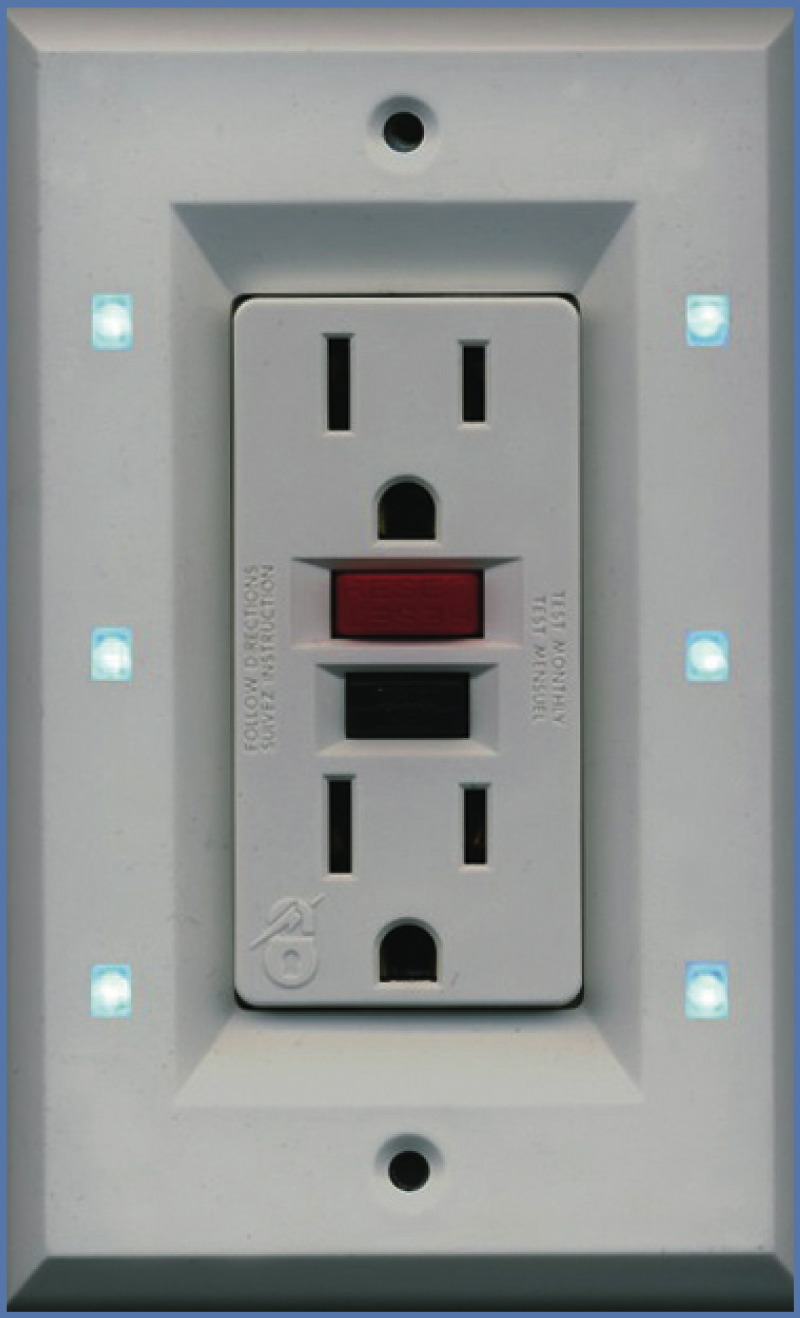 Memorytime inc launches the lite a switch led night light lite a switch wall plate solutions mozeypictures Choice Image