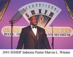 2005 IGMHFM Induction Celebration